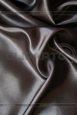 Glatte elegante schwarze Seide | Foto mit hoher Auflösung |ID 3106074