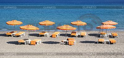 Greece. Kos island. Kefalos beach | High resolution stock photo |ID 3110237