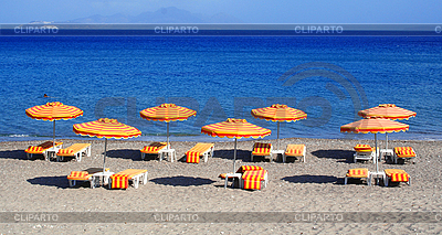 Greece. Kos island. Kefalos beach.  | High resolution stock photo |ID 3110728