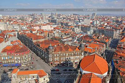 Luftaufnahme über die Stadt Porto | Foto mit hoher Auflösung |ID 3262908