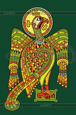 Keltischer Adler | Stock Vektorgrafik |ID 3280382