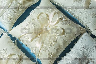 Wedding pillow   High resolution stock photo  ID 3062391