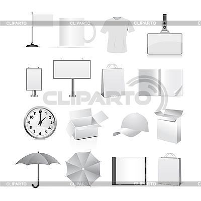 Vorlagen für Firmenstil | Stock Vektorgrafik |ID 3138670