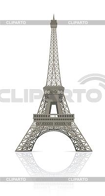 Eiffelturm in Paris | Stock Vektorgrafik |ID 3139099