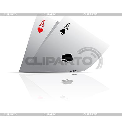Aces | Klipart wektorowy |ID 3140102