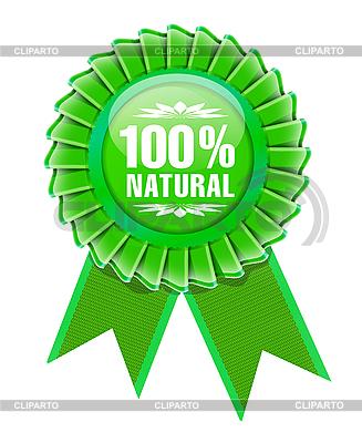 Zeichen vom umweltfreundlichen Produkt | Stock Vektorgrafik |ID 3142918