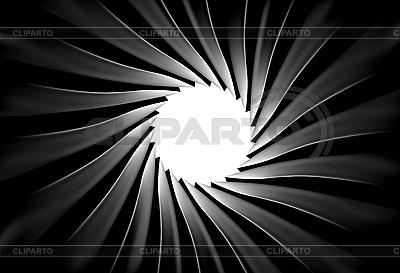 Inside of gun barrel | Stock Vector Graphics |ID 3143475