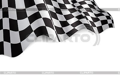 Checkered Flag | Stock Vector Graphics |ID 3154426