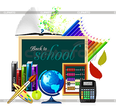 Design Schule | Stock Vektorgrafik |ID 3154449
