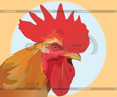 Cock | Stock Vector Graphics |ID 3064459