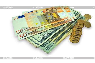 Доллары и евро | Фото большого размера |ID 3054221