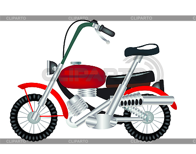 Motorcycle | Stock Vector Graphics |ID 3061860