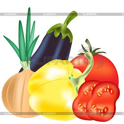 Vegetables | Stock Vector Graphics |ID 3269936
