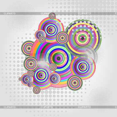 Abstract circles | Stock Vector Graphics |ID 3058899