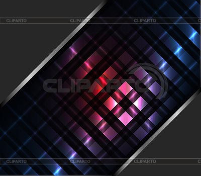 摘要霓虹灯背景 | 向量插图 |ID 3068203