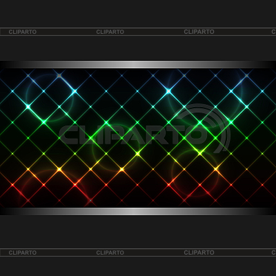 Abstract neon background | Stock Vector Graphics |ID 3068205
