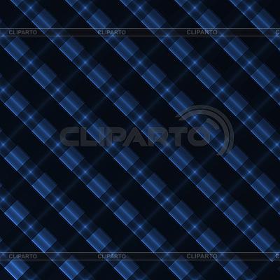 摘要霓虹蓝色背景线 | 向量插图 |ID 3068283