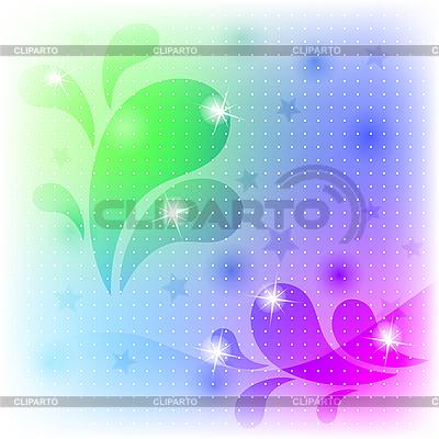 抽象的彩色背景 | 向量插图 |ID 3079444