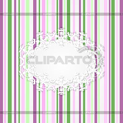 스트라이프 핑크 카드 | 벡터 클립 아트 |ID 3080999