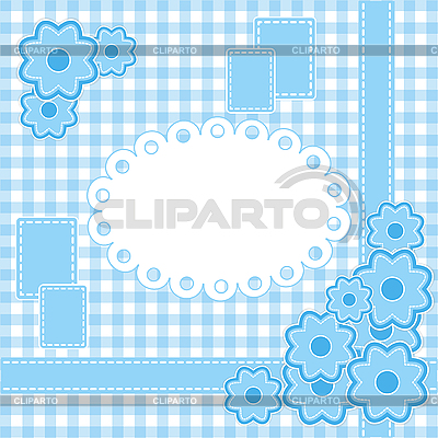 Baby card | Stock Vector Graphics |ID 3082631