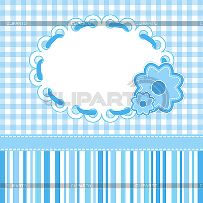 Baby card | Stock Vector Graphics |ID 3082633