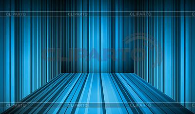 蓝空室内 | 向量插图 |ID 3100071