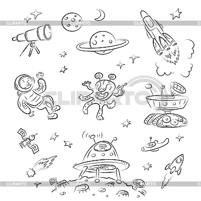 Space | Stock Vector Graphics |ID 3060643