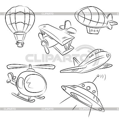 Air Transport | Stock Vector Graphics |ID 3063127