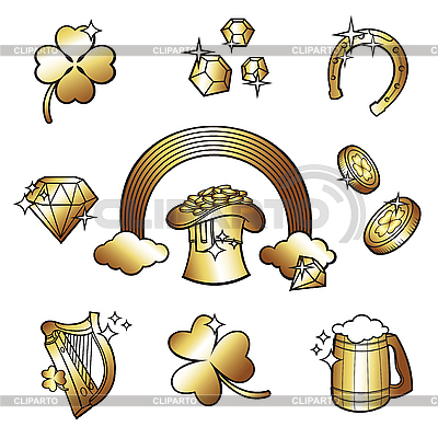 St Patrick Day | Stock Vektorgrafik |ID 3097344