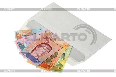 Pieniądze w kopercie z Wenezueli | Foto stockowe wysokiej rozdzielczości |ID 3060729