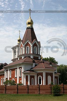Russische orthodoxe Kirche | Foto mit hoher Auflösung |ID 3060736