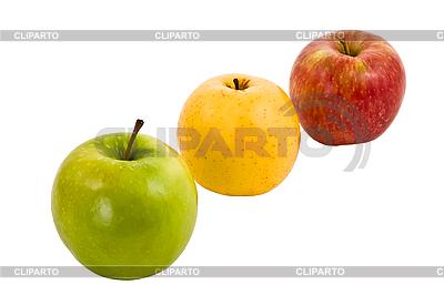 Jabłka | Foto stockowe wysokiej rozdzielczości |ID 3067967
