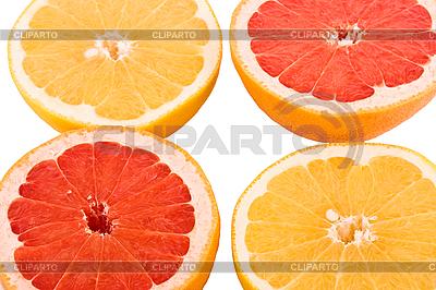 Grapefruits | High resolution stock photo |ID 3068160