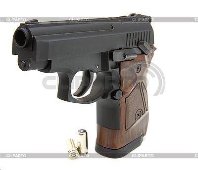 手枪和墨盒 | 高分辨率照片 |ID 3067431
