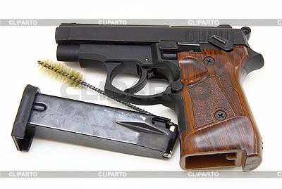 Pistolet | Foto stockowe wysokiej rozdzielczości |ID 3067494