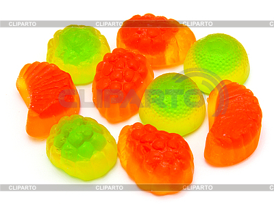 Fruit candy multi-colored all sorts   High resolution stock photo  ID 3067539