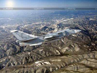 Bombenflugzeug Su-24 | Foto mit hoher Auflösung |ID 3068593