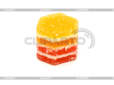 Multi-coloured fruit candy, fruit jelly | High resolution stock photo |ID 3103588