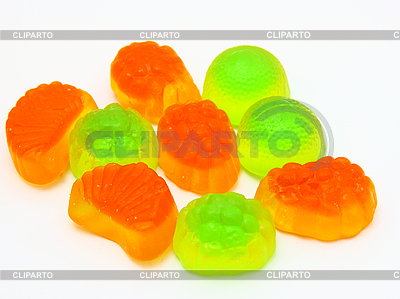 Fruit candy multi-colored all sorts | High resolution stock photo |ID 3107125