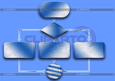 Chart diagram | High resolution stock illustration |ID 3073449