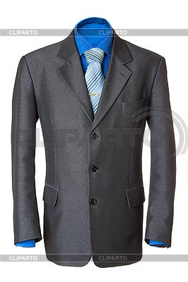 Klasyczna kurtka biznesu | Foto stockowe wysokiej rozdzielczości |ID 3087823