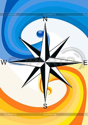Windrose | Illustration mit hoher Auflösung |ID 3080467
