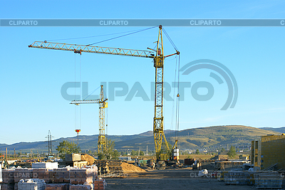 Building site | High resolution stock photo |ID 3080703