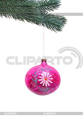 Christmas ball | Foto stockowe wysokiej rozdzielczości |ID 3080763