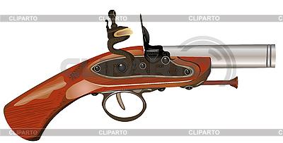 Old pistol | Stock Vector Graphics |ID 3081736