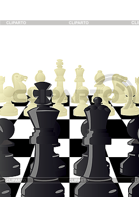 Chess | Stock Vector Graphics |ID 3096898