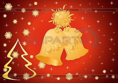Weihnachtsglocken | Stock Vektorgrafik |ID 3096969