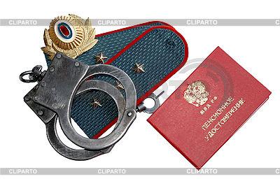 Russian police | High resolution stock photo |ID 3161428