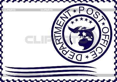 Postage stamp | Stock Vector Graphics |ID 3196761