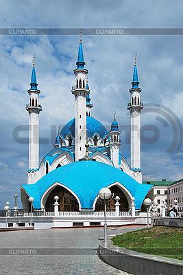 카잔에서 Kul 샤 리프 모스크   높은 해상도 사진  ID 3116566